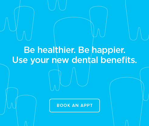 Be Heathier, Be Happier. Use your new dental benefits. - Sylvan Park Smiles Dentistry